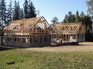 Stavíme nové chaty